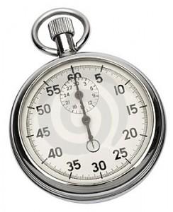 personal trainer roma cronometro