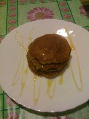 paleo pancakes - ricette paleo